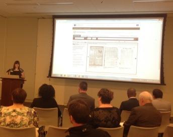 Kim Smith, of South Dakota State Historical Society, present on Advisory Boards