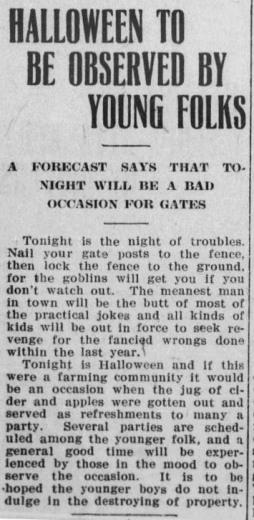 October 29, 1915