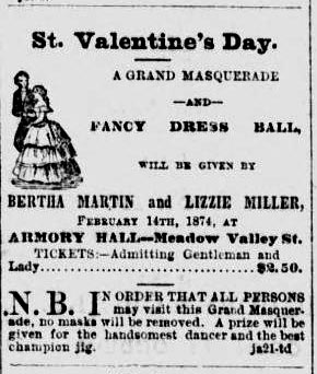 St. Valentine's Day Grand Masquerade