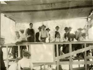 1905 townsite sale Clarks sale