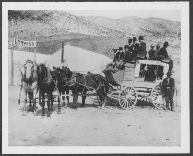 1906 stagecoah ely unlv