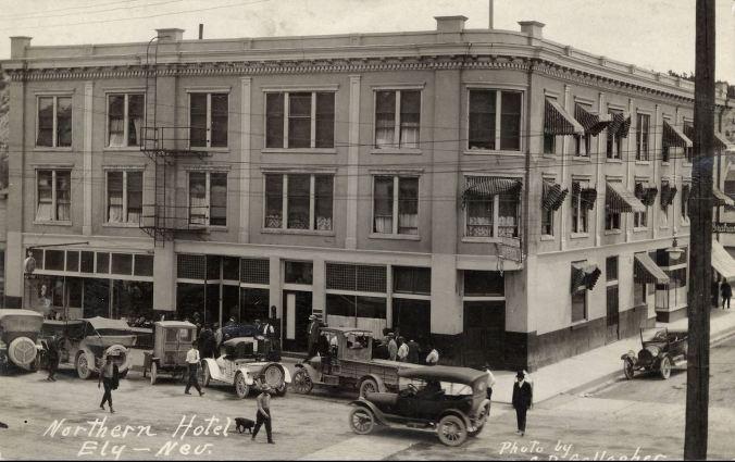 1910 Northern Hotel UNR