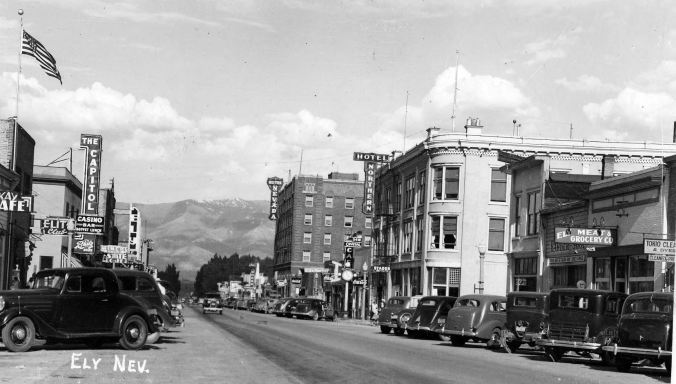 1930 main street ely UNR