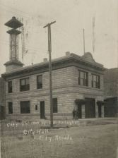 ely city hall 1909