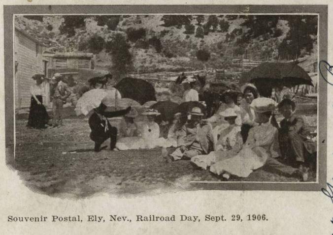 rairoad day 1906 unlv