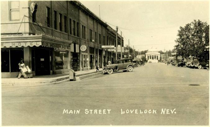 UNLV 1935 Main Street