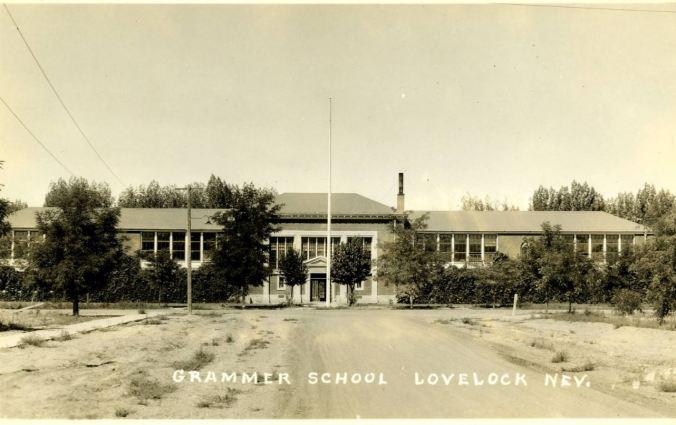 unlv grammar school lovelock 1935