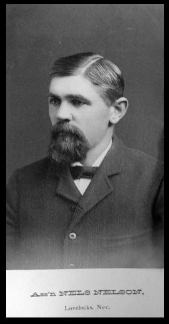UNR Assemblyman Nels Nelson 1889
