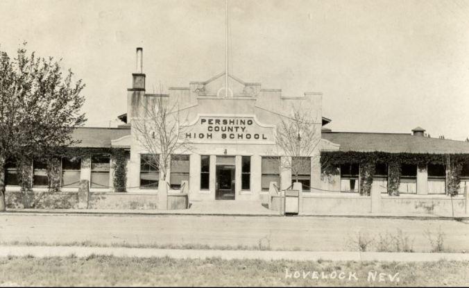UNR Pershing High School 1920