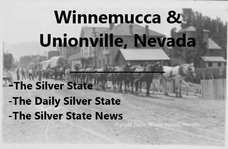 Winnemucca and Unionville